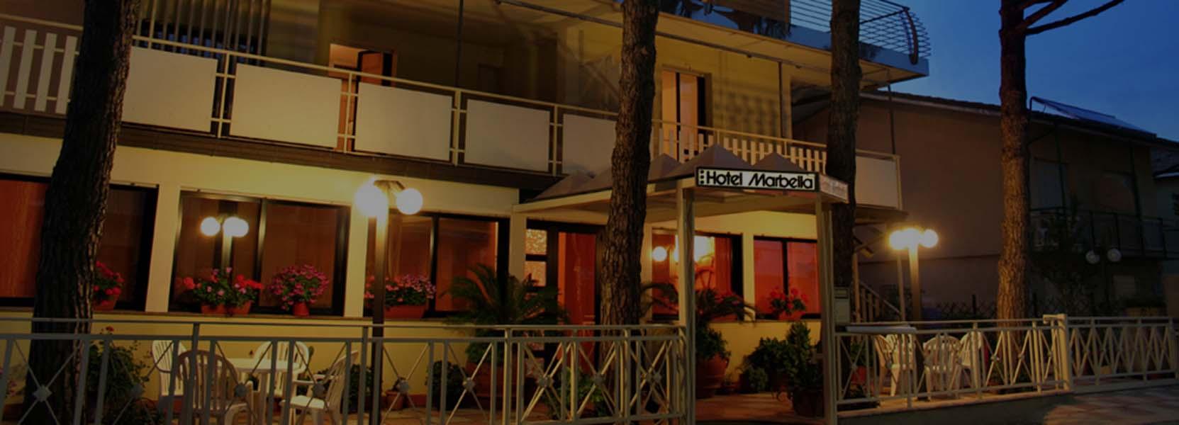 Hotel Marbella a Cervia